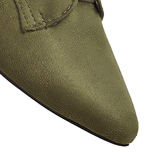 Vert Femme Basses Basses JYshoes JYshoes Vert Femme 1Hqw8Y
