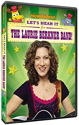 Lets Hear It For The Laurie Berkner Band by Nickelodeon
