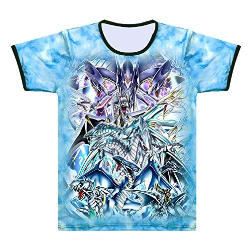 Et Pour Courtes Les shirt Manches Rond A14 Yhgjhuie Casual T Col Yu Impression oh Femmes Hommes Été gi 661wPq8