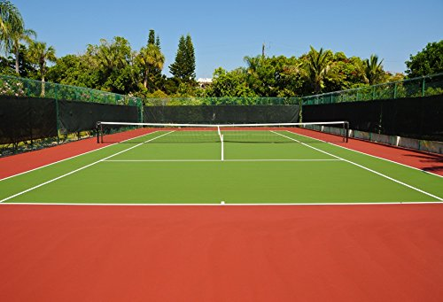 Amazon Com Baocicco 7x5ft Tennis Court Backdrop Vinyl Photography