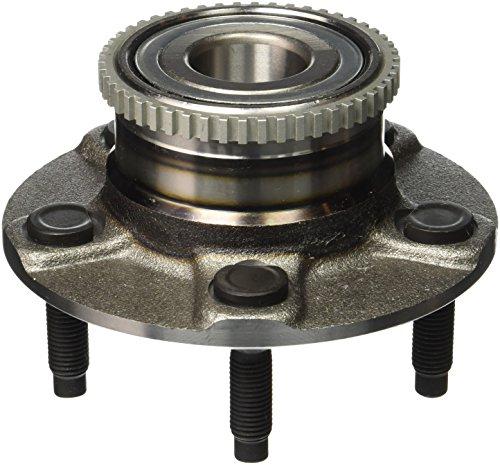Ford Taurus Rear Hub (WJB WA512163 - Rear Wheel Hub Bearing Assembly - Cross Reference: Timken 512163 / Moog 512163 / SKF BR930366)