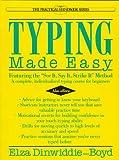 Typing Made Easy, Elza Dinwiddie-Boyd, 0399516719