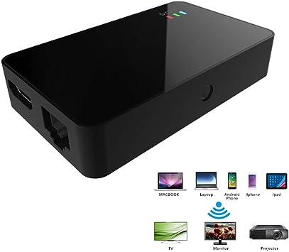 Dongle - Adaptador HDMI inalámbrico para televisor con Pantalla ...