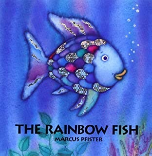 the rainbow fish board book by pfister marcus published by north south night - Colorful Fish Book
