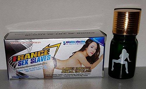 France Sex Slaves 2 bottle (Spanish Fly) Female Sex Drops...