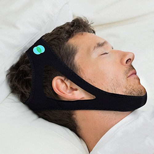 - Anti Snoring Chin Strap for Adults (for Medium and Large Heads) - Chin Strap for Snoring - Anti Snoring Devices for Men and Women - Sleep Aid to Stop Snoring