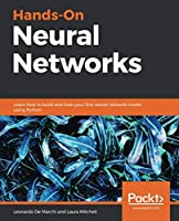 Hands-On Neural Networks Front Cover