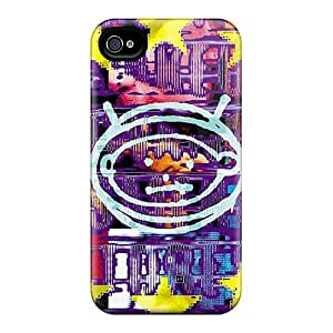 Hot Style XWyXW8558VgYES Protective Case Cover For Iphone4/4s(u2 Zooropa)