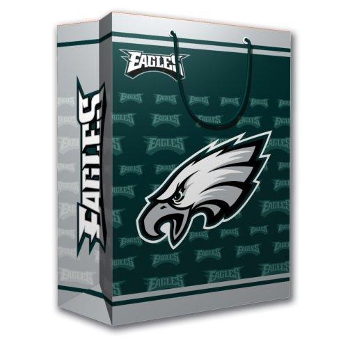 NFL Philadelphia Eagles Gift Bag, Medium ()