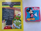 img - for Comprehensive Curriculum of Basic Skills, Preschool, Paperback: Disney Mickey Foam Covered Board Book. Set of 2 book / textbook / text book