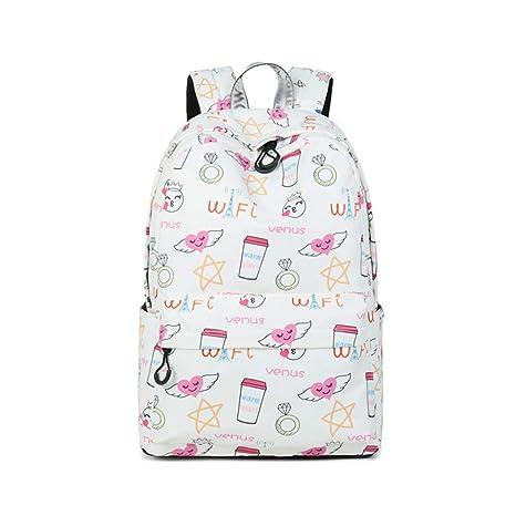 Amazon.com: CGH Mall Unisex School Backpack