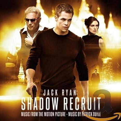 Jack Ryan: Shadow Recruit Patrick Doyle: : Musik