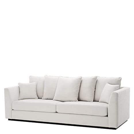 Amazon.com: Off White Sofa | EICHHOLTZ Taylor | Beige 2 ...