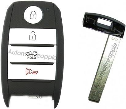 Blanking with FOB Smart Key For 2016 Kia Optima K5