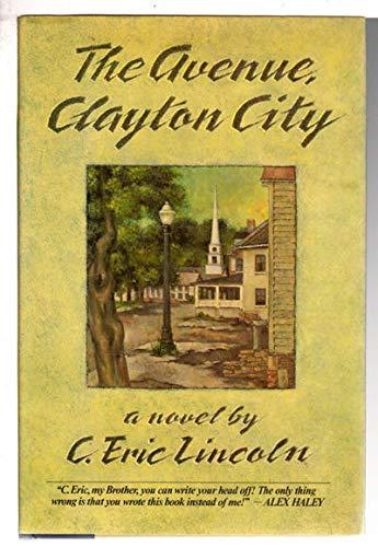 Download The Avenue, Clayton City ebook
