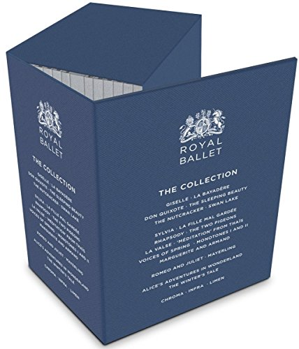 The Royal Ballet Collection (Boxed Set, 15PC)