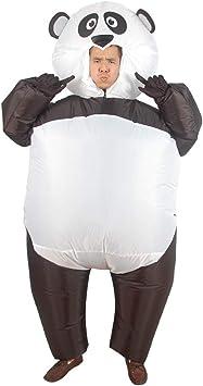 Disfraz de panda inflable para adolescente adulto Disfraz de panda ...
