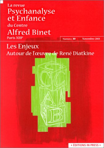 Download Revue psychanalyse et enfance, no 30 ebook