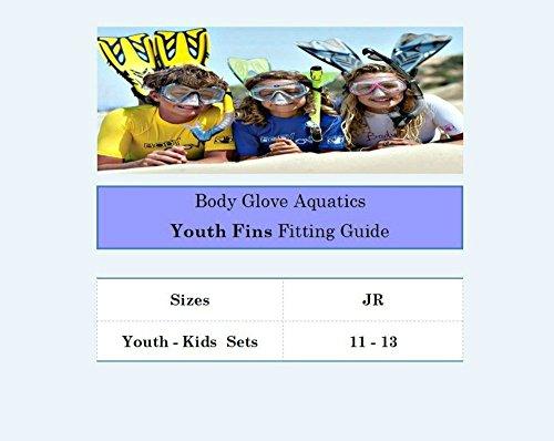 Body glove kids twirl mask and snorkel fins set scuba - Dive shops near me ...