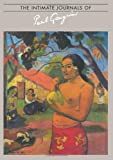 The Intimate Journals of Paul Gauguin, Gauguin, Paul, 0710301057