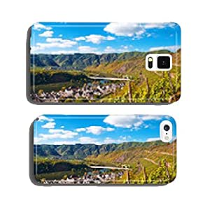 In late summer vineyard on the Mosel near Neef cell phone cover case iPhone6