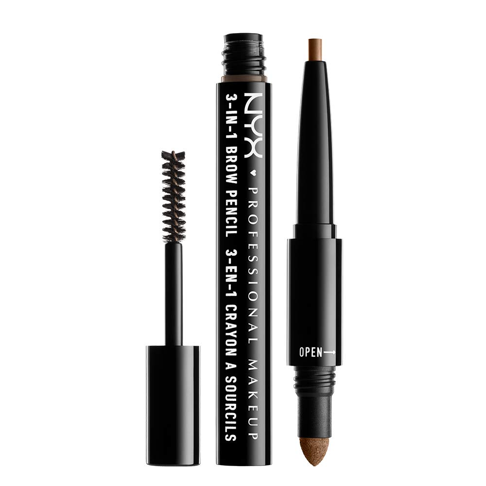 NYX Professional Makeup 3 In 1 Brow Pencil