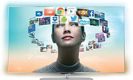 Philips 55PFS8159 55 Full HD Compatibilidad 3D Smart TV WiFi Plata ...