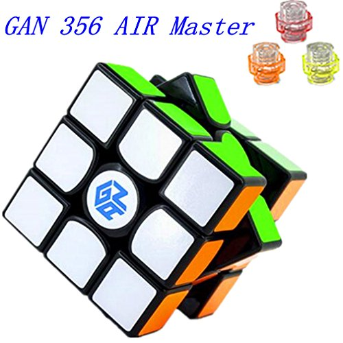 3x3x3 Magic Cube Black - 6