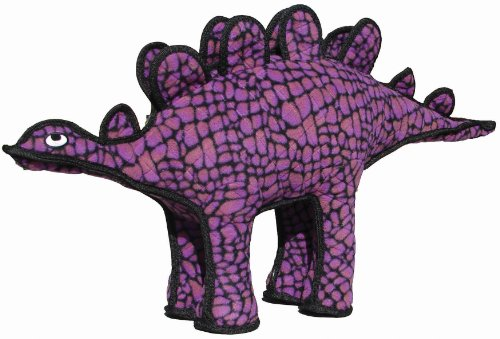 Tuffy's Stegosaurus Dog Toy, My Pet Supplies