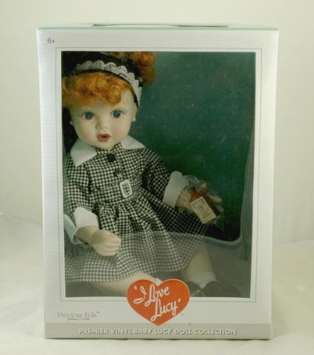 I Love Lucy Vita Baby Doll,