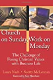 Church on Sunday, Work on Monday, Laura Nash and Scotty McLennan, 0787956988