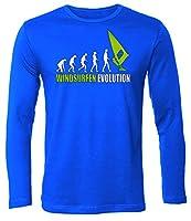 WINDSURFEN EVOLUTION 626(HL-B-Weiss-Grün) Gr. XXL