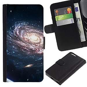 KingStore / Leather Etui en cuir / Apple Iphone 6 PLUS 5.5 / Spazio