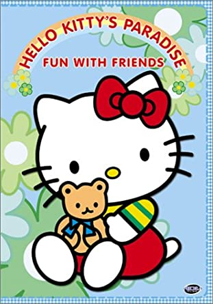 Hello Kitty\u0027s Paradise - Fun With Friends (Vol.
