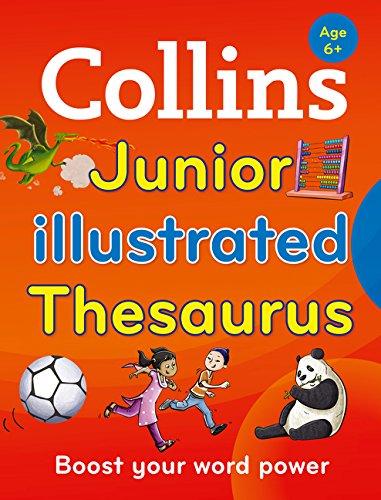 Collins Junior Illustrated Thesaurus [Second Edition] (Collins Primary ()