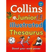 Collins Junior Illustrated Thesaurus Second Edition