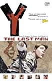 Front cover for the book Y: The Last Man, Vol. 1: Unmanned by Brian K. Vaughan