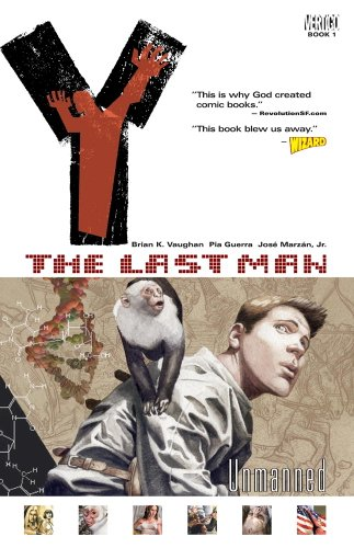 Y:Last Man,Book 1:Unmanned