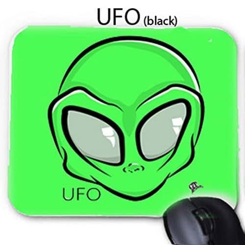 Amazon.com: GT Artland UFO Alien Head Design On Mouse Pad