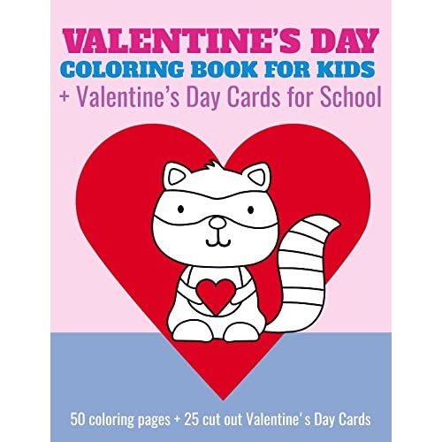 Children Valentine Cards