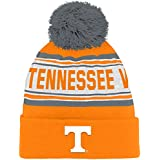 NCAA  Kids & Youth Boys Cuffed Knit with Pom Hat