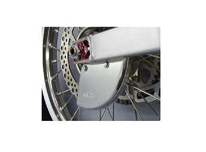 Amazon com: 96-04 HONDA XR400R: Devol Rear Disc Guard: Automotive