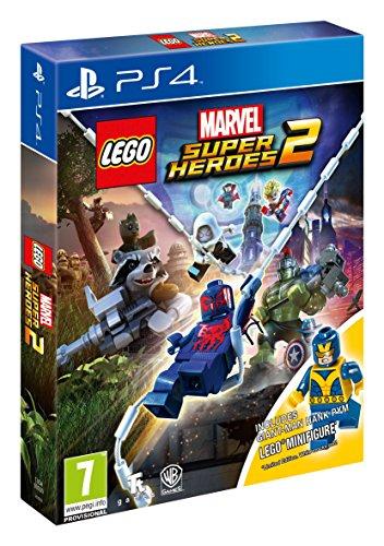 LEGO Marvel Superheroes 2 (PS4): Amazon.co.uk: PC & Video Games