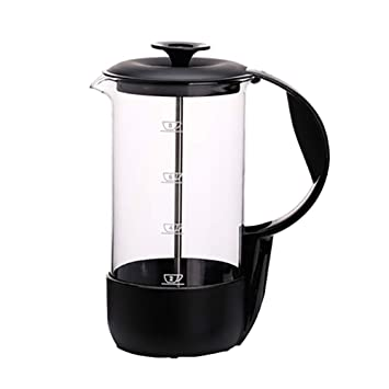 Amazon.com: Cafetera de prensa francesa, método de presión ...