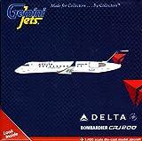 GEMGJ1510 1:400 Gemini Jets Delta Bombardier CRJ200 Reg #N858AS (pre-painted/pre-built)