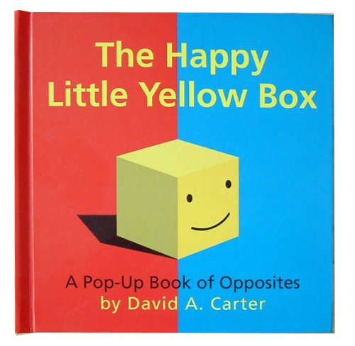 Download Happy Little Yellow Box: A Pop-Up Book of Opposites pdf epub