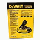 DEWALT DWE46152 Surface Grinding Dust Shroud, 5-Inch