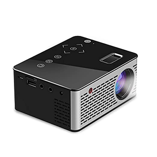 mingxiao Proyector T200 TFTLCD Proyector LED 3D Oficina Escolar ...