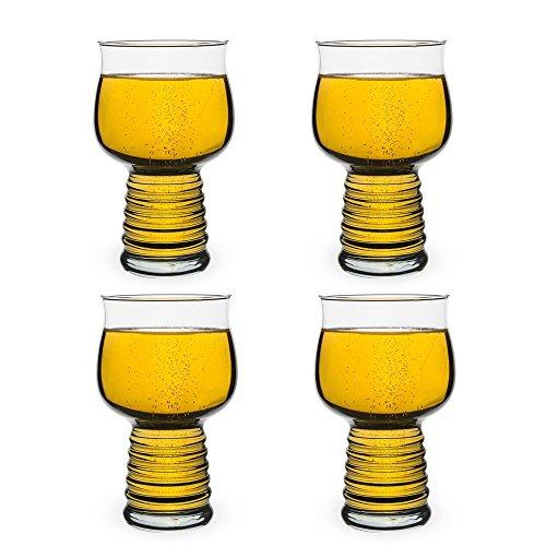 Cider Glass - Libbey Hard Cider Glass - 16 oz - 4 Pack