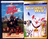 Baby's Day Out & Charlotte's Web Video 2 Pack Family Entertainment